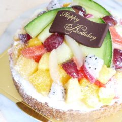 Jewelry fruit tarte